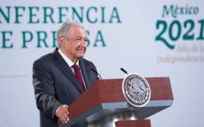 VACUNAS APLICADAS EN MÉXICO TIENEN SEGURIDAD Y EFICACIA COMPROBADA: PRESIDENTE