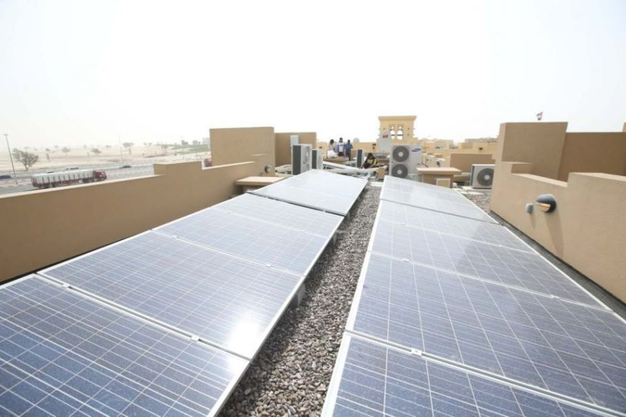 shams dubai solar