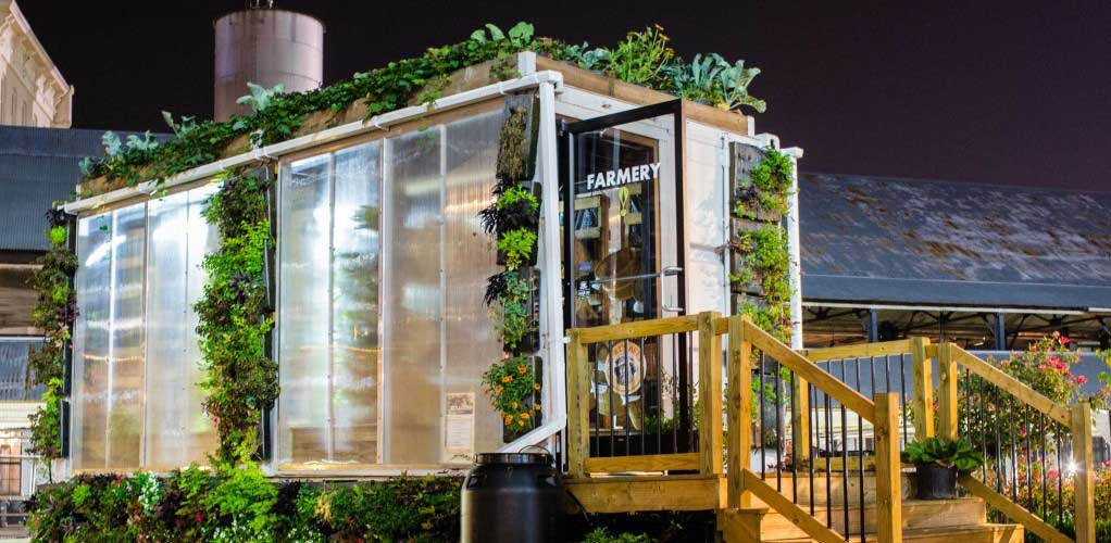 Maximizing Agricultural Space With Container Farming - Blogging Junction