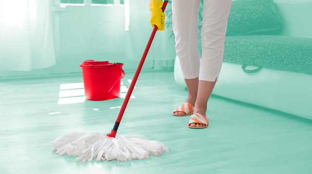 DIY Home Cleaning Tips