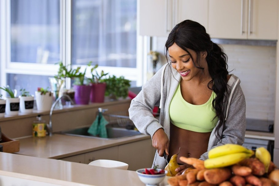 keto diet meal preparation