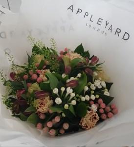 PhD viva flowers