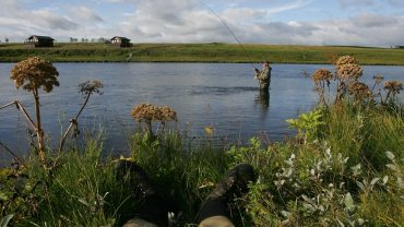 Self Guided Fishing In Iceland