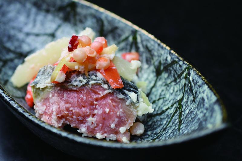 郷土料理武田 飯寿司