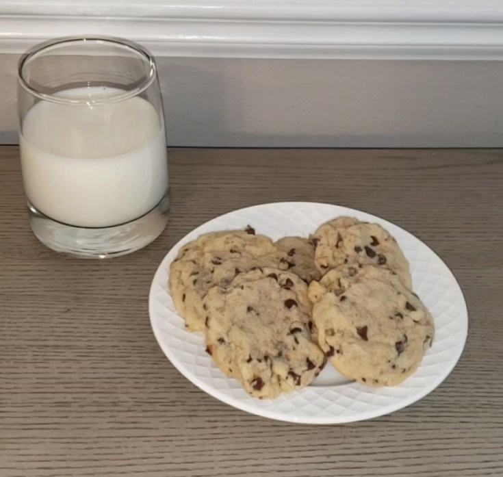 Chocolate Chip and Toffee Brown Sugar Cookies
