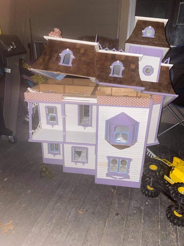 Dollhouse Day 1
