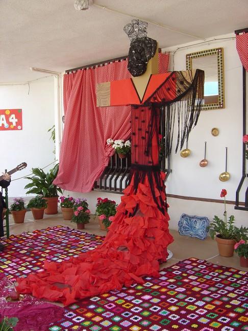 Flamenco Cross