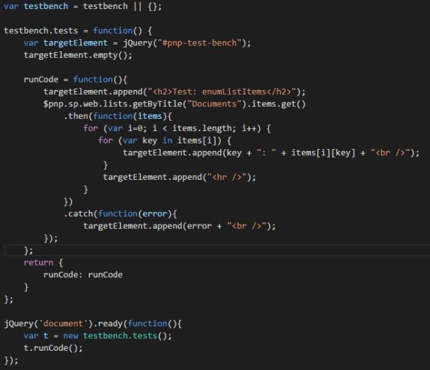 PnPJsSamples_EnumListItemsCode