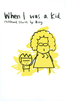 When I was a kid by Cheeming Boey