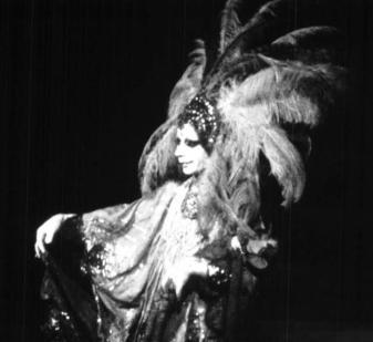 Lindsay Kemp as Salomé