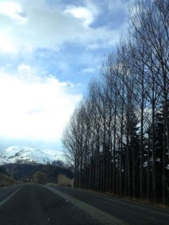 on the way to arrowtown