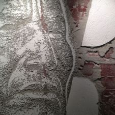 detail of conquer the divide, cyrcle and vhils