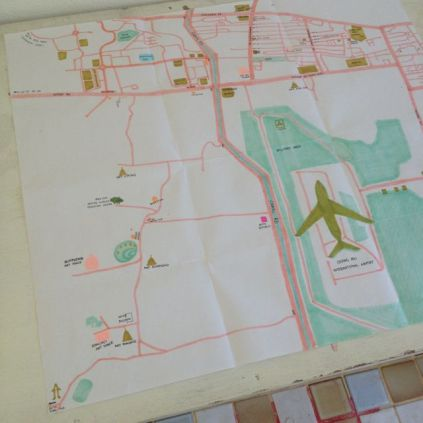 map! and hand drawn too