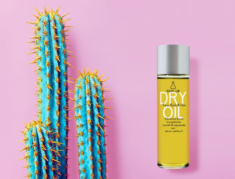 Dry oil- aftersuncare