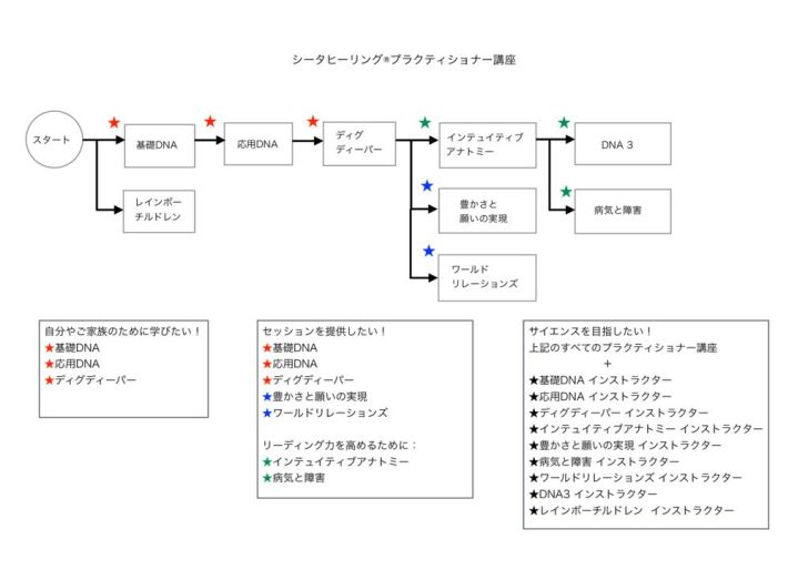 practitioner coursesのサムネイル