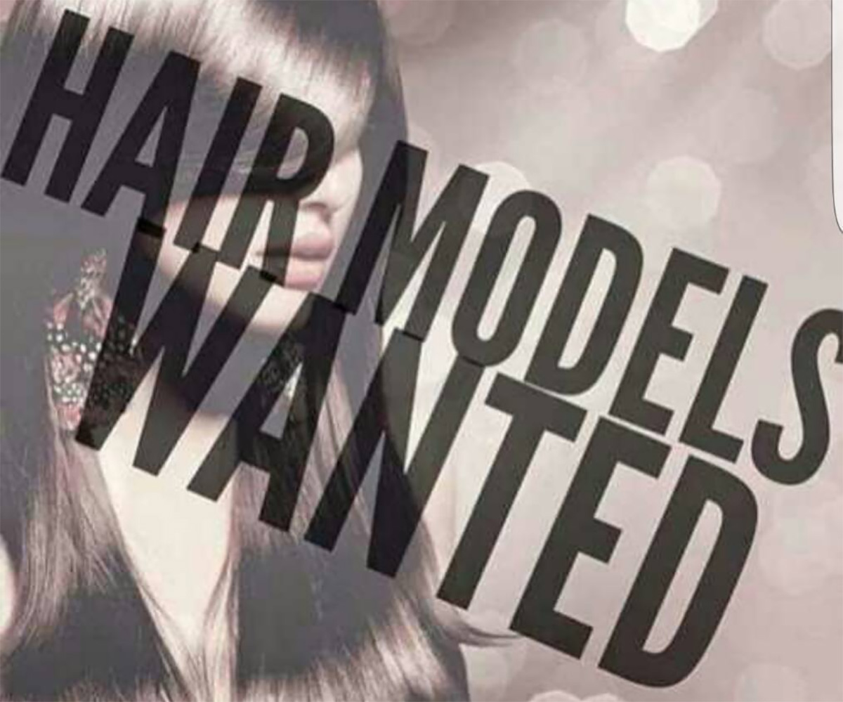 The LeMetric Blog - Hair Models Wanted