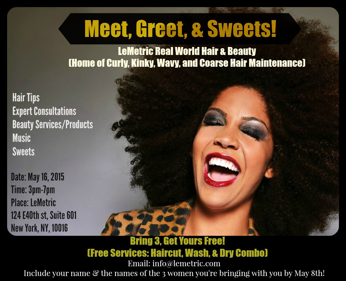 Youre Cordially Invited To Our First Of Many Meet Greet Sweets