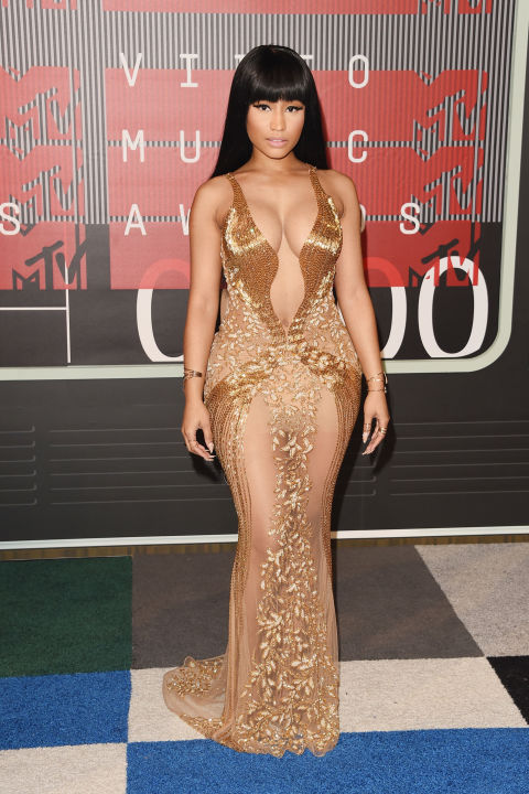vma, mtv, nicki minaj, hair, wig