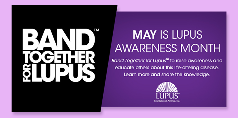 The LeMetric Hair Studio Supports Lupus Awareness Month