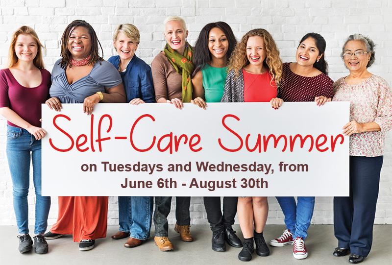 Self-Care Summer | LeMetric Hair Studio