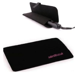 black heat mat for hair straighteners