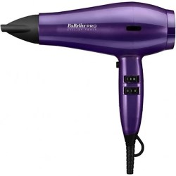 babyliss pro hair dryer purple mist