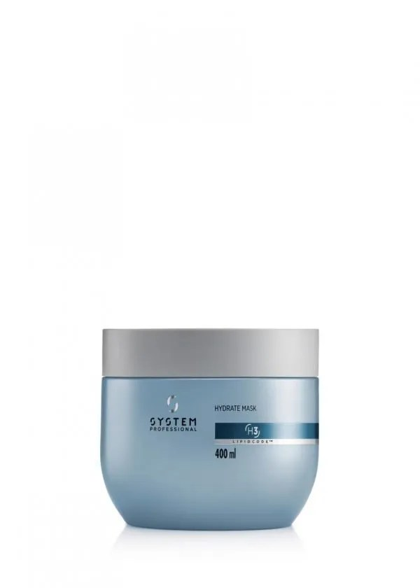 System Professional Hydrate Mask H3 400ml