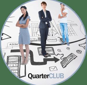 quarterclubround