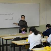 明誠高校乙女塾の講師
