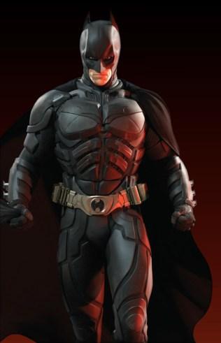 DARK KNIGHT RISES BATMAN