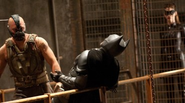 The Dark Knight Rises - Batman vs Bane (1)