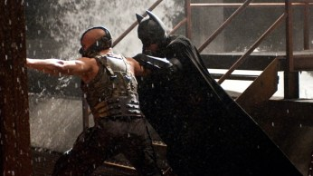 The Dark Knight Rises - Batman vs Bane (3)