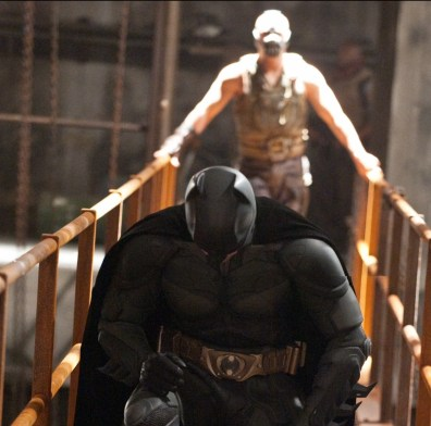 The Dark Knight Rises - Batman vs Bane (30)