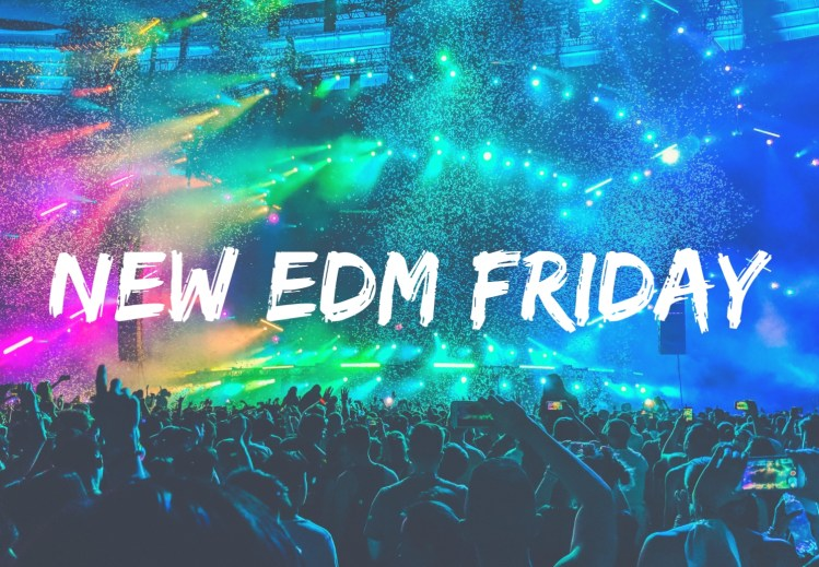 NEW EDM FRIDAY|10月26日