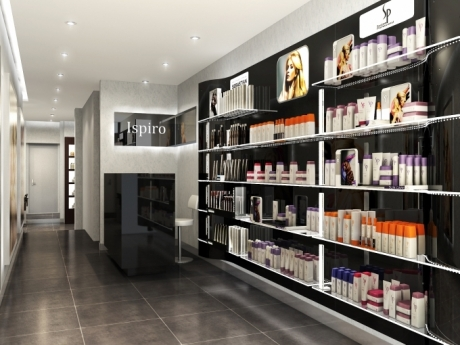 Case Studies Beauty Planet Salon Design Salon Furniture