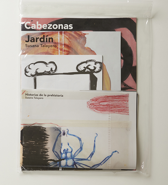 4 cuadernos Susana Talayero