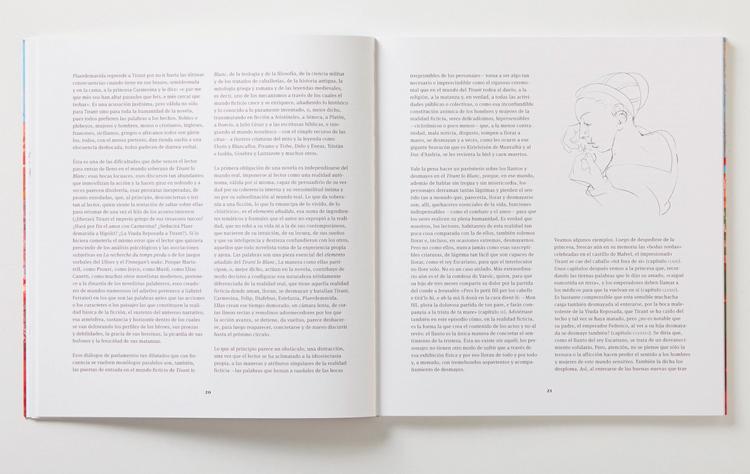 Tirant lo Blanc, Francesc Artigau, Círculo del Arte