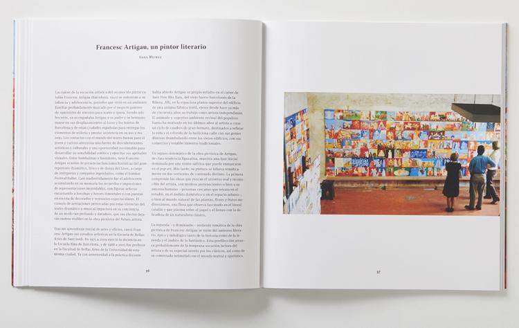 Tirant to Blanc, Francesc Artigau, Círculo del Arte