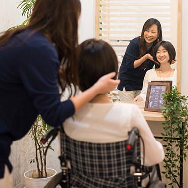 三郷の美容院・美容室・ヘアサロン|リベルタ