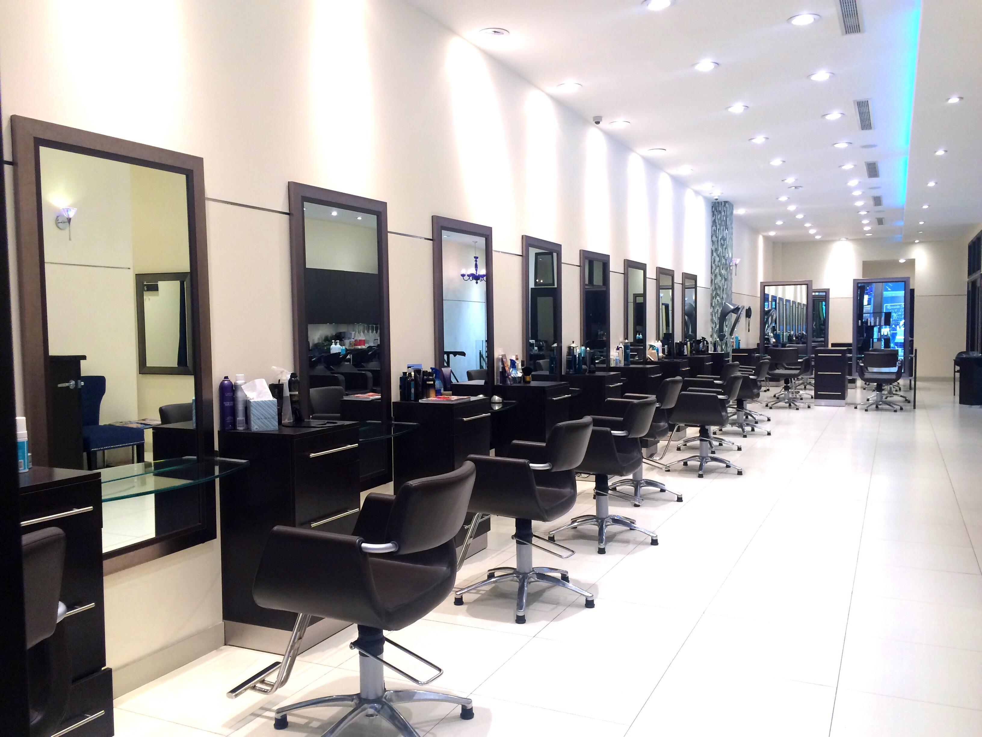 Best Spa Amp Led Lighting Hair Salon