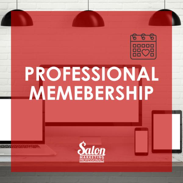 Professional Salon Membership
