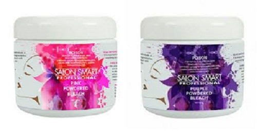 Salon Smart Coloured Bleach Powder 250g Salon Pacific