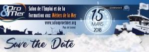 Pro&Mer 2018 salon de l'emploi et de la formation aux métiers de la mer
