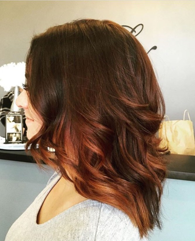 Color by Stylist Becky Pereira