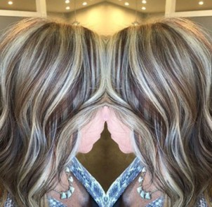Color by Stylist Michele Milmore