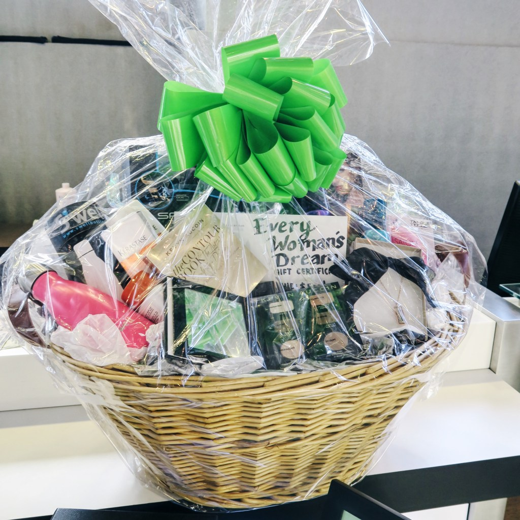 Salon Gift Basket
