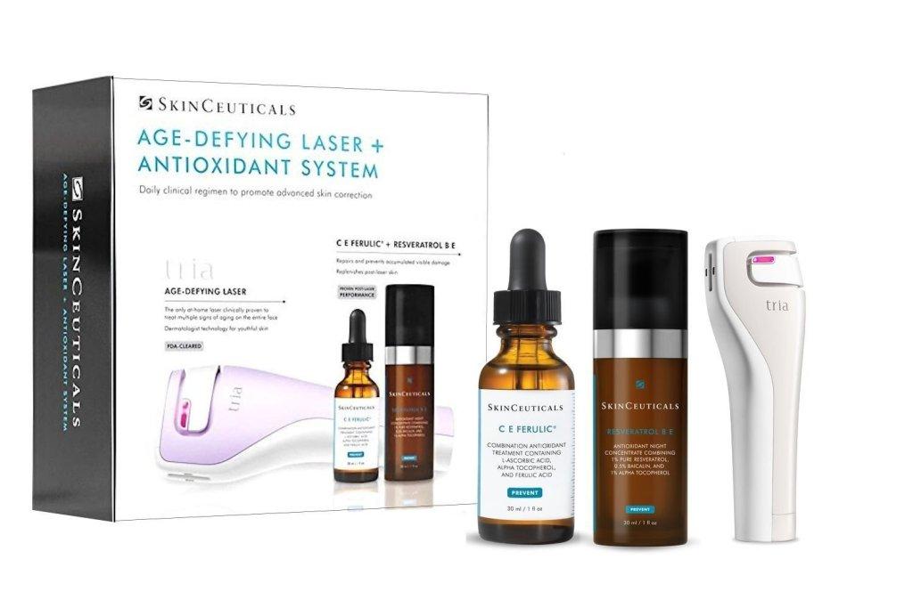Age Defying Laser Antioxidant System