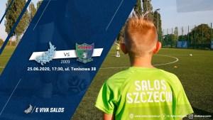 Read more about the article Mecz towarzyski – SALOS vs ŻAKI
