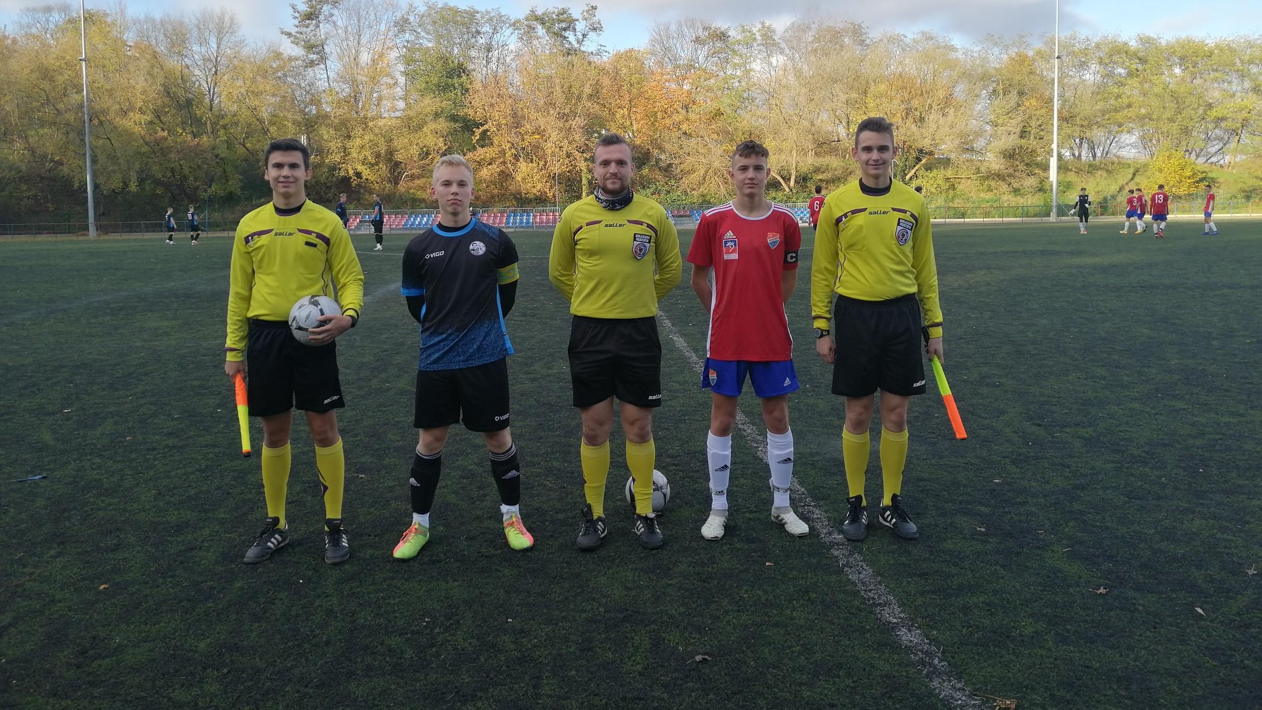 U19: Środowe granie Juniorów Starszych z Arkonią Szczecin