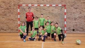 Read more about the article Aktywny weekend dla drugiej drużyny SALOSu Szczecin 2012 ⚪🔵